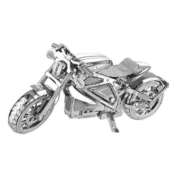3D метален пъзел - Мотоциклет
